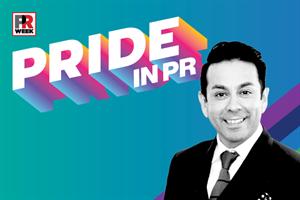 PRWeek Pride in PR: Stephen Fernando Macias