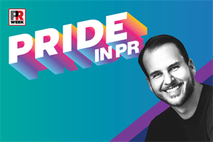 PRWeek Pride in PR: Jake Basden