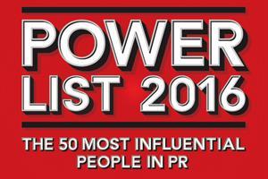 PRWeek US Power List 2016