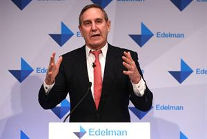 Edelman: 'brands must stand up on racism'; commits to hire more diverse leaders