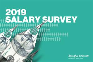 Evidence of progress: 2019 Salary Survey