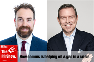 The PR Show: How comms is helping BP handle COVID-19 and fulfil its net zero ambition