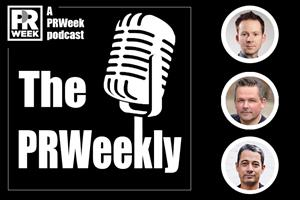 The PRWeekly Podcast: The inside story of Publicis Groupe's acquisition of Taylor Herring | 30 Under 30