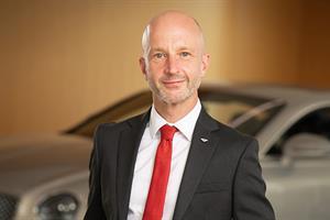 Bentley Motors hires new comms director as drive towards 'electrification' accelerates