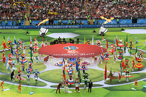 Brand Russia wins the World Cup