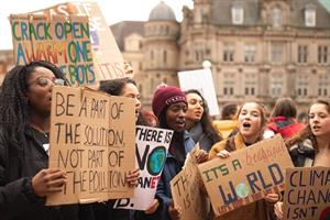 Millennials are optimistic about brand values and activism. Gen Z is not.