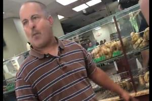 Bagel Boss owner mocks angry customer gone viral with free mini-bagel offer