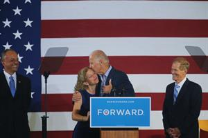 Biden botched touchy feely crisis response