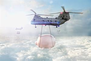 Helicopter view of marketing services won't favor PR