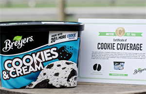 Breyers Cookie Coverage: How many consumers actually filed cookie claims?