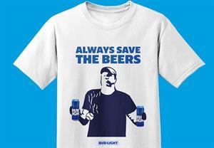 The World Series Bud Light guy is a PR pro
