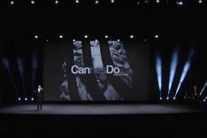 Publicis' Arthur Sadoun, Maurice Levy present 'Cannes Do Awards' with help from Marcel