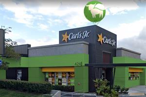Carl's Jr. lets plant-based meat take over its menu