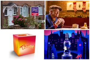 Sterling's home, Fleabag's gin, Pret's Christmas - Campaigns roundup