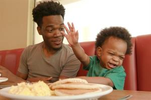 Denny's recreation of viral video also goes viral