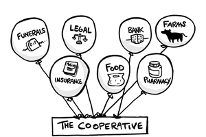 PRWeek and Electric Airwaves animation: The Co-operative