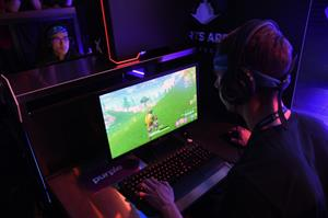 Esports sheds stereotypes, opens a new frontier for marketers