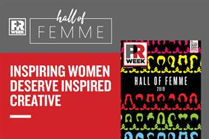Honoring exceptional women: Vote in PRWeek's Hall of Femme cover contest