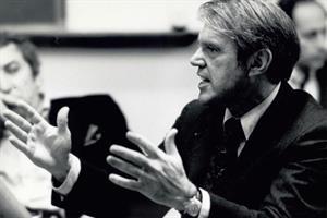 David Finn remembered as PR legend with integrity, indomitable spirit