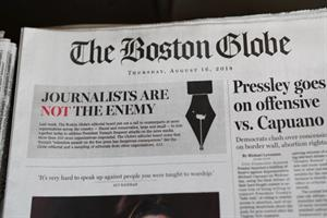 Protect the press: 9 comms, marketing groups support Fourth Estate