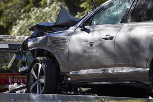 Genesis Motor North America CEO says he is 'heartbroken' about Tiger Woods crash