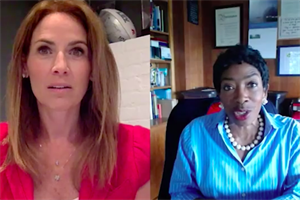 Carla Harris on being a Black leader at Morgan Stanley