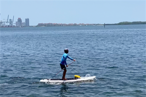 Paddleboarding, painting, ukulele: 4 PR pros share their lockdown hobbies