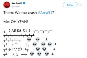 Little green tweets: 8 brands that tried to abduct the 'Area 51 raid'