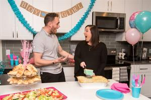 What happened when Villa Italian Kitchen jumped on the gender reveal bandwagon