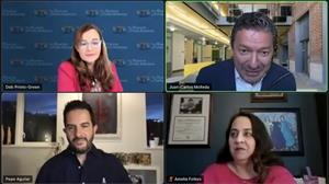 'We're going to have a big influence on what comes next': Hispanic PR pros on making connections and passing the torch