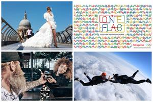 Recycled wedding dress, melting car, (very) high fives – Campaigns round-up