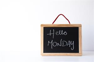 5 things for PR pros to know on Monday morning