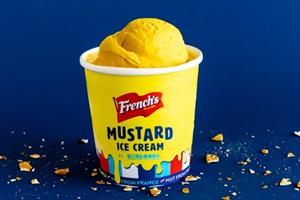 Would you scream with horror or glee for mustard ice cream?