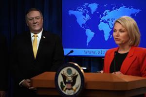 Breakfast Briefing: State Department spokesperson nominated for U.N. post