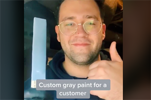 Sherwin-Williams criticized for 'hilariously stupid' firing of TikTok star employee