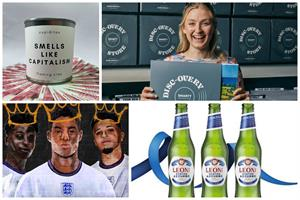 Candle that 'smells of capitalism', Peroni lions, TikTok House, Pubjamas - Campaigns round-up