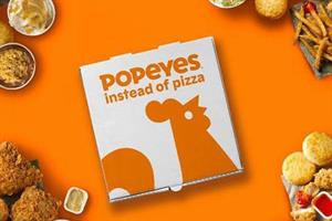 Why Popeyes stalked pizza delivery drivers