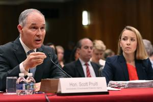 House committee reviews Stone documents on Pruitt Rose Bowl tickets