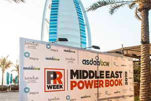 PR professionals welcome inaugural PRWeek Middle East Power Book launch