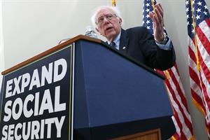 Breakfast Briefing: Bernie's in again; Trump bolsters re-election comms staff