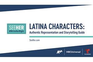 SeeHer unveils storytelling guide for Hispanic women