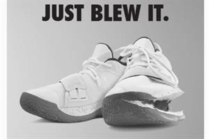 Did Skechers' ad poking fun at Nike's shoe blowout blow?