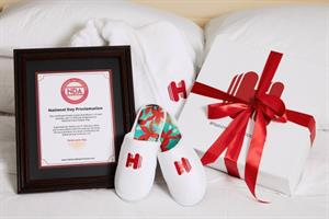 How National Hotel Slipper Day became a holiday