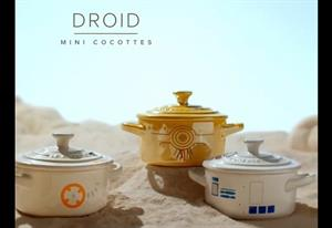 Le Creuset and Star Wars: Has a brand collaboration finally gone too far?