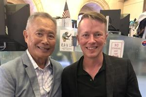 Oh my! George Takei talks about Trekkies, technology, and Trump