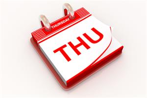 5 things for PR pros to know on Thursday