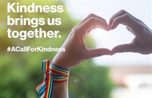 Verizon inspires 9,400 people to pledge to commit an act of kindness