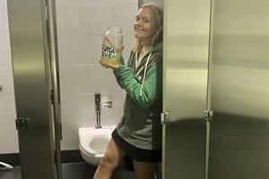 A stunt too far? Vita Coco responds to Twitter troll by posting jar of pee pic