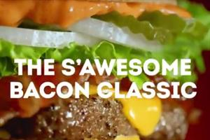 'You're going to see more stuff like this': Wendy's on its fan-inspired S'Awesome Bacon Classic