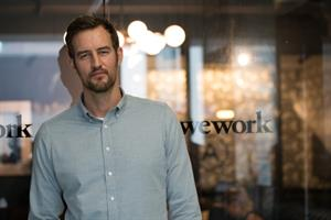 WeWork to staffers: 'Meat is off the menu'